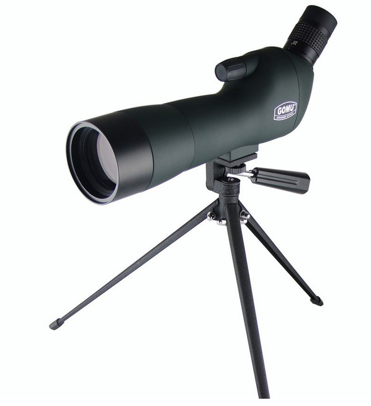 Outdoor Telescope Spotting Scope HD Monocular With Portable Tripod monoculares20-60x60 Professional telescope+Cell Phone Adapter 20 60x70 zoom spotting scope monocular outdoor telescope with portable tripod monoculares professional bird animal telescope