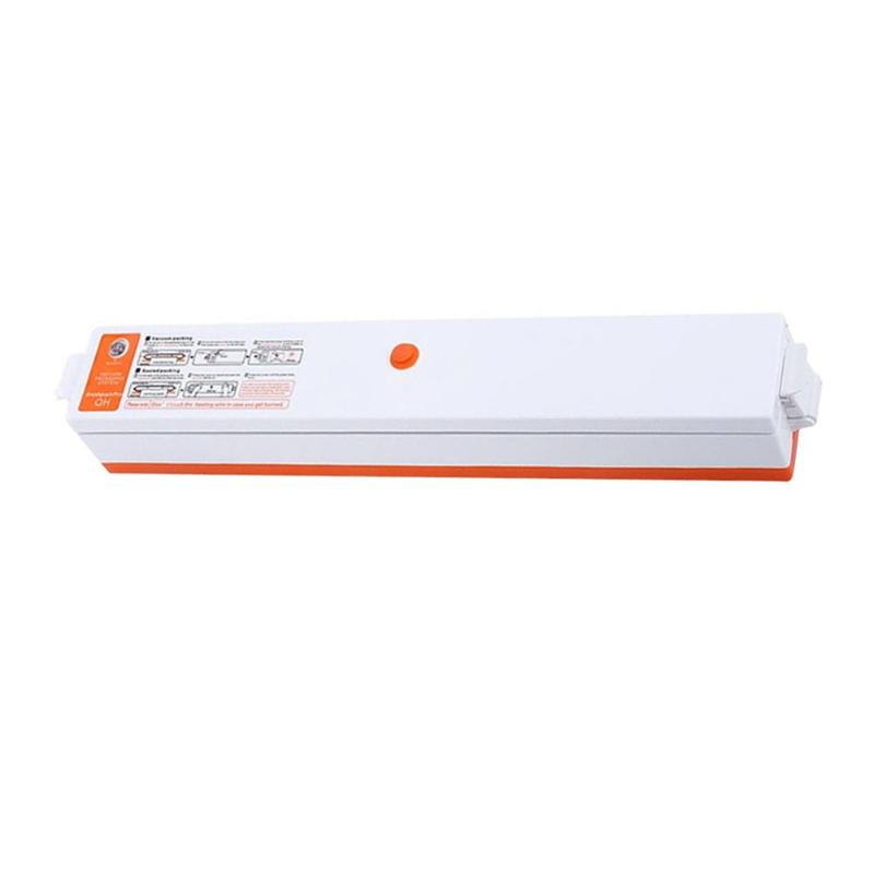 200V/110V Household Vacuum Food Sealer Automatic Vacuum Food Package Machine Film Sealer Electric Mini Vacuum Packer