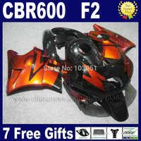 OEM Motorcycle Fairings For Honda 1991 1992 1993 1994 CBR 600 F2 CBR600 F 91 92