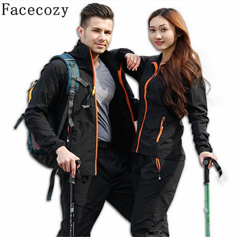 Facecozy Women&Men Summer Sport Fishing Shirt Outdoor Quick Dry Pesca&Hiking Camisa Breathable Anti UV Hunting&Fishing Clothes цены онлайн