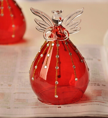 Red Wedding Angels 18th Birthday Gift Girl Girlfriends Ideas Props Small Ornaments