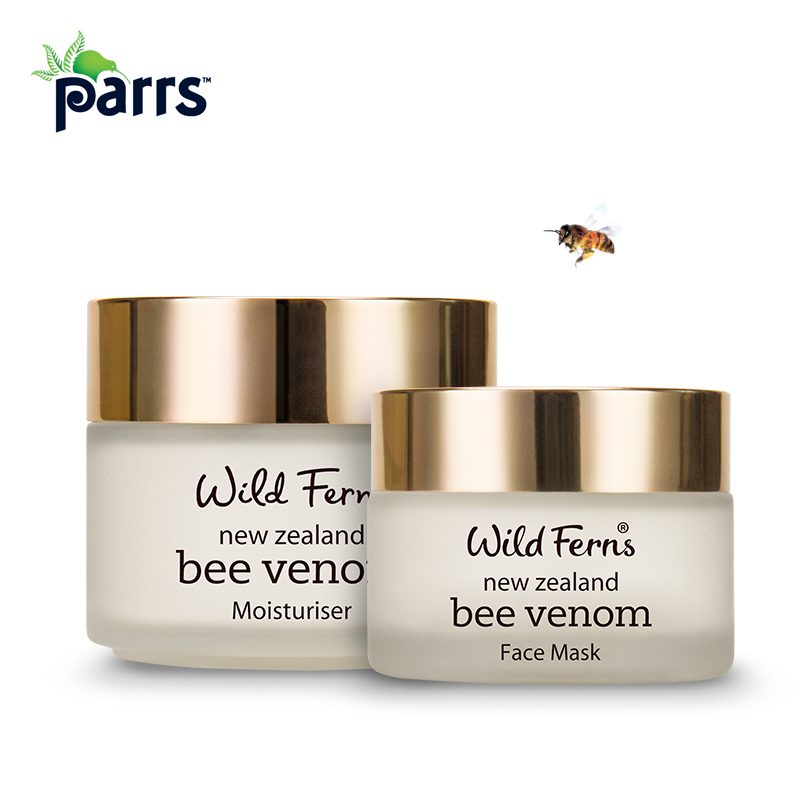 Original NewZealand Parrs Manuka Honey Bee Venom Day Cream luxuriant Day moisturizers Moisturizing face cream Reduce fine lines