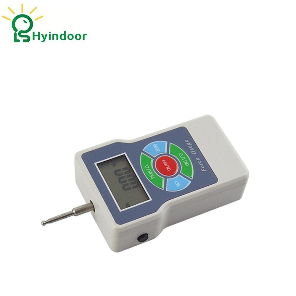 3N Digital Tension Meter Gauge Push Pull Force Measuring Instruments Gauge Precision