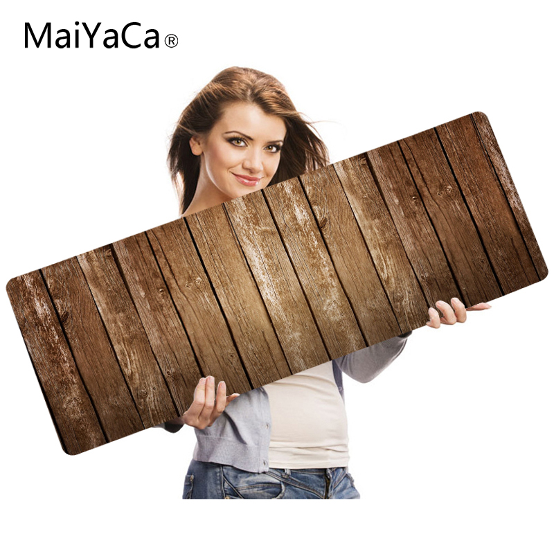 MaiYaCa The most fire Dining Hearthstone Mouse Pad pad Overlock Edge Big Gaming mouse Pad Send BoyFriend the Best Gift