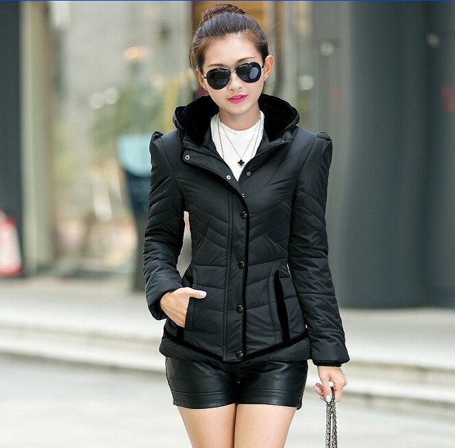 New Winter Women Down Cotton Jacket Long Thick women coat Padded Fashion Warm Coat Outerwear Hood Over Coat slim coat jacket new winter women down cotton jacket long thick women coat padded fashion warm coat outerwear hood over coat slim coat jacket