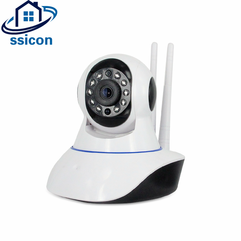 SSICON 1.0MP 1.3MP 2.0MP Baby Monitor Wifi IP Camera Two-way Audio Pan/Tilt Onvif Detect Motion CCTV Wireless Security Camera 1080p wifi wireless security ip camera p2p pan tilt two way audio