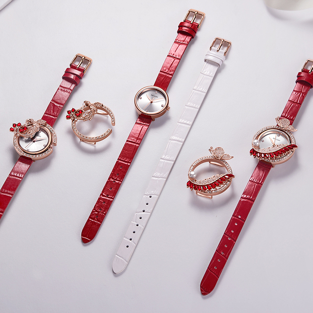MEGIR Luxury DIY Women Watches Top Brand Luxury Quartz Women Bracelet Watch Clock Reloj Mujer Relogio 2018 Feminino Montre Femme 2