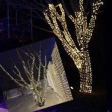 The longest LED String Lights 30m 50m 100m + EU/US/UK/AU adapter