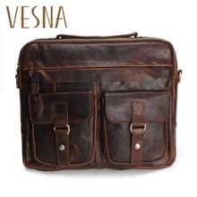 Genuine Leather Men Bags Fashion Man Crossbody Shoulder Handbag Men Messenger Bags Male Briefcase Men's Travel Bag цена в Москве и Питере