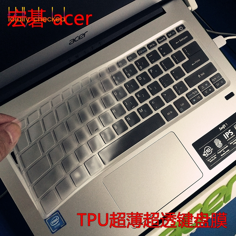 Clear Keyboard Cover Protective Skin for Acer Aspire Swift 3 14 swift3 SF314 54 SF314 52 SF314