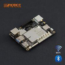 Płyta LattePanda 4G/64GB dla Intel Z8350 czterordzeniowy 1.8GHz ATmega32u4 z WiFi Bluetooth uruchom pełną edycję systemu Windows 10 Linux