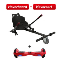 iScooter 6.5 inch Electric Hoverboard Bluetooth Remote Key Two Wheel Self Balance Electric Scooter Skateboard