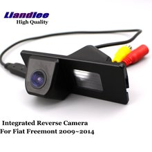 Liandlee For Fiat Freemont 2009~2014 Car Reverse Parking Camera Backup Rearview Rear View Camera / SONY HD CCD Integrated new camera rear view reverse backup ccd camera for fiat ducato x250 citroen jumper iii peugeot boxer iii led ir parking camera page 5 page 10