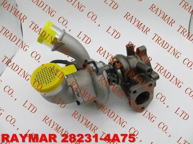 IHI Подлинная турбокомпрессор 49131-03600 для HYUNDAI Гранд Starex 28231-4A750
