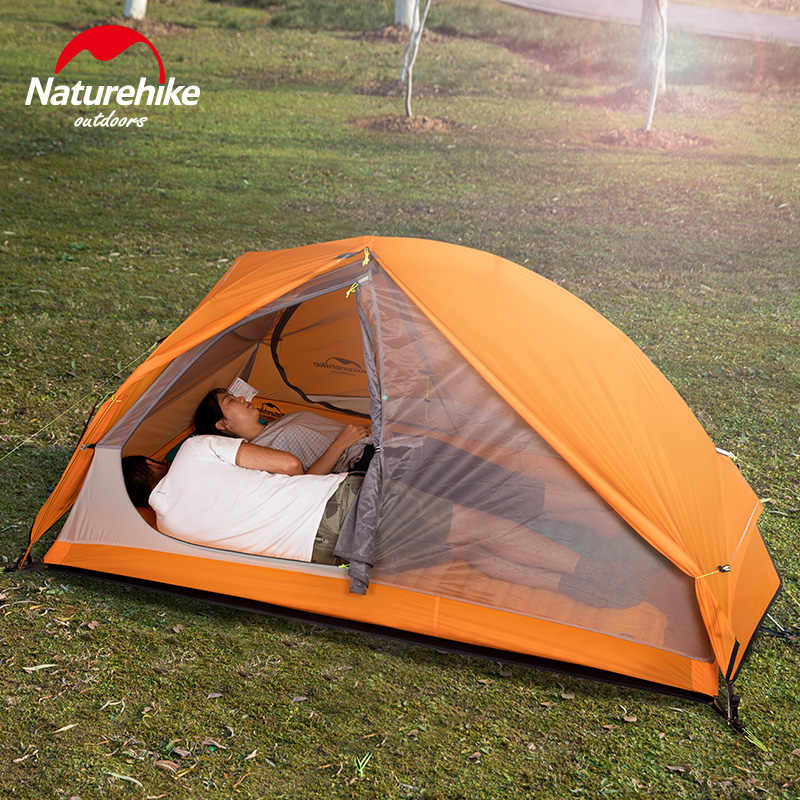 ... NatureHike SPIDER 2 MAN C&ing tent Outdoor cycling hiking travel backpacking 1- 2 person ultralight & Detail Feedback Questions about NatureHike SPIDER 2 MAN Camping tent ...