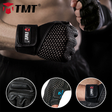 лучшая цена TMT gym Gloves dumbbell Fitness gloves weightlifting belt Sports Exercise Weight Lifting Gloves Body Building Training barbell