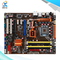 Для Asus P5Q PRO Turbo Оригинальный Используется Для Рабочего Материнская Плата Для Intel Socket LGA 775 DDR2 P45 16 Г SATA2 USB2.0 ATX