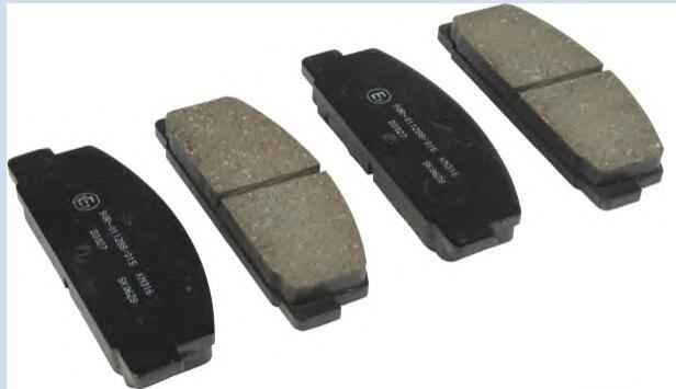 GGYB-26-48Z  brake pads   MAZDA 323/  626/ 6  / RX 7 I