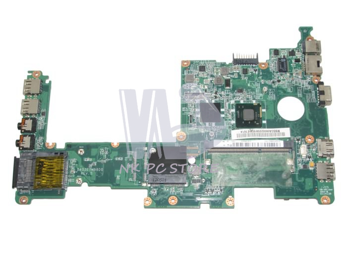 MBSGA06002 MB.SGA06.002 For Acer aspire D270 ZE7 Laptop Motherboard DA0ZE7MB6D0 GMA 3600 with N2600 CPU DDR3 laptop motherboard for acer aspire 4743 4743g hm55 geforce gt540m mb rfh01 002 mbrfh01002 je43 cp mb 48 4ni01 02m mainboard