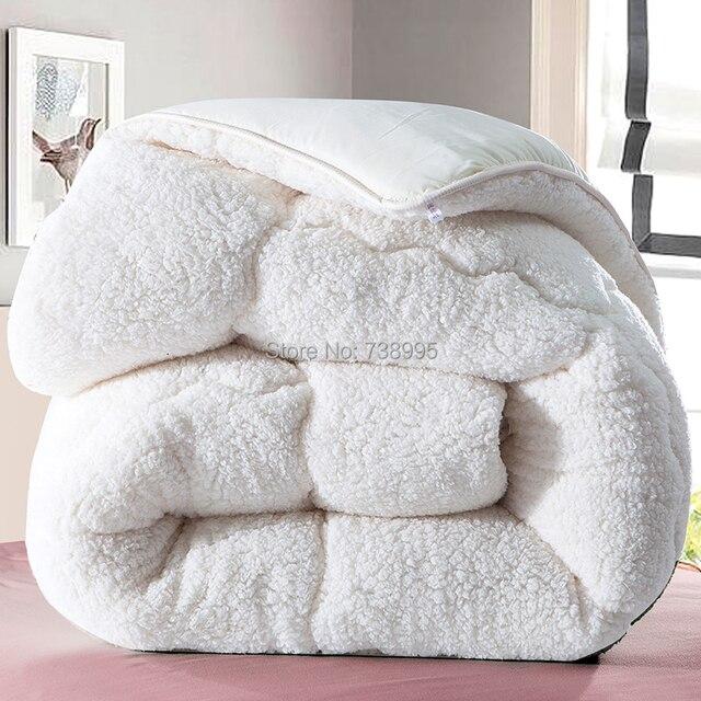 Quilt 150*200cm, 2.5kgs camoFleece quilt comforter winter doona