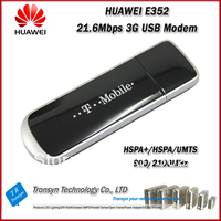 Original Unlock 21.6Mbps HUAWEI E352 HSPA 3G USB Dongle And 3G Modem