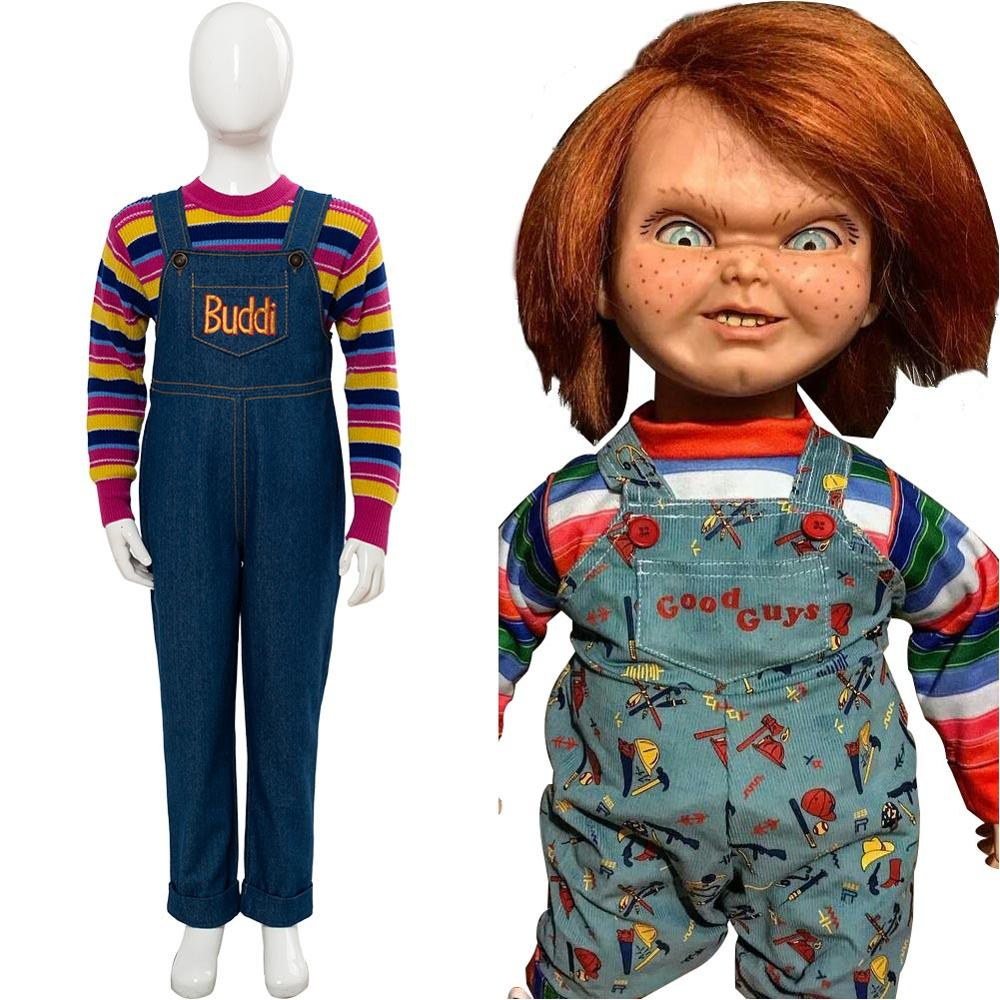 Chucky Boys Costume L//XL