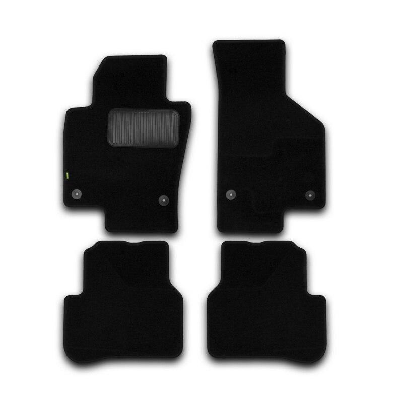 Коврики для Volkswagen Passat B7 2011 ~ 2014, Нескользящие полиуретановые грязеотталкивающие аксессуары для салона автомобиля