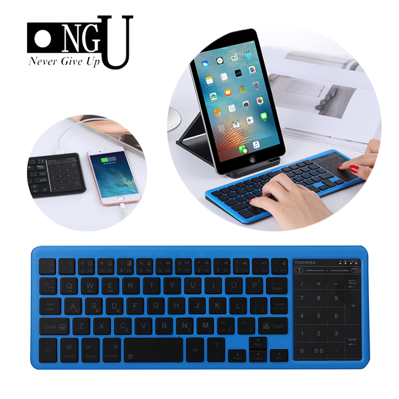 Bluetooth Keyboard For Ipad And Android: Portable Wireless Bluetooth Keyboard For IOS / Android / Windows Tablet PC For IPad Smart Phone