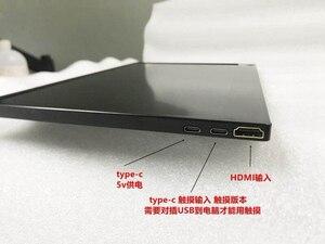 Image 4 - 17.3 Cal super cienkie ekran dotykowy ips dla PS3 PS4 XBOX korzystania z samochodu przenośny monitor na PC Laptop 1920*1080 P hd lcd ekran