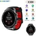 Лучшие продажи X300 Смарт часы Android 5,1 MTK6580 ОЗУ 1 Гб ПЗУ 16 Гб 500 мАч батарея часы с gps 3g BT телефон часы BT Музыка pk kw88
