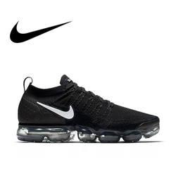 Оригинальная продукция Nike AIR VAPORMAX FLYKNIT 2,0 Аутентичные мужские бег обувь дышащая Спортивная Открытый Спортивная обувь прочный спортивные 942842