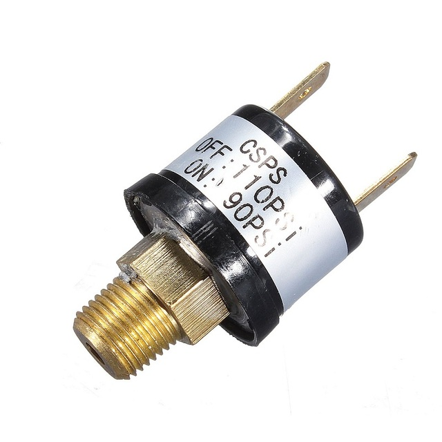 Newest 90110 psi air pressure switch for compressor trumpet train newest 90110 psi air pressure switch for compressor trumpet train air horn 12 volt publicscrutiny Gallery