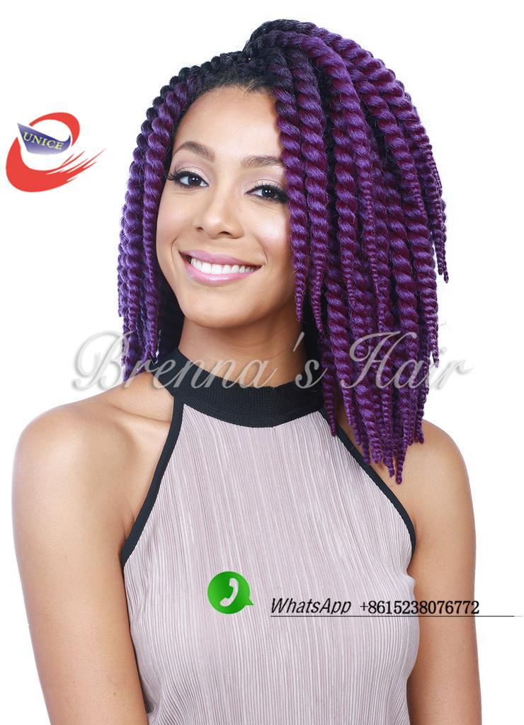 Superb Aliexpress Com Buy Crochet Braid Green Braiding Hair Kanekalon Short Hairstyles For Black Women Fulllsitofus
