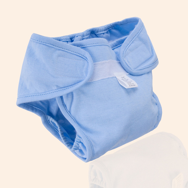 Baby Diapers Pants Washable Cotton Cloth Diaper Insert Retail 0 2 Years Old Boys Girls Reusable High Quality Wholesale 2016 New