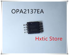 NEW  10PCS/LOT OPA2137EA OPA2137 MARING E37 MSOP-8 IC