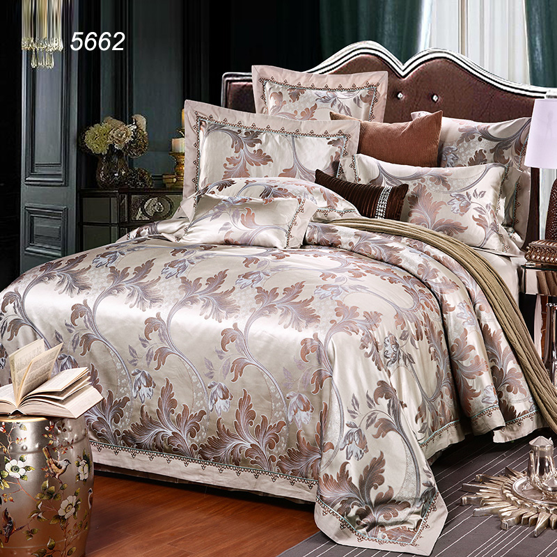 2016 2017 new fashion tribute jacquard duvet cover set