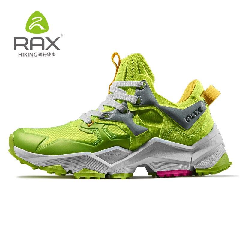 RAX femmes respirant futur Style léger chaussures de randonnée hommes antidérapant amorti extérieur escalade Trekking chaussures hommes 423 W