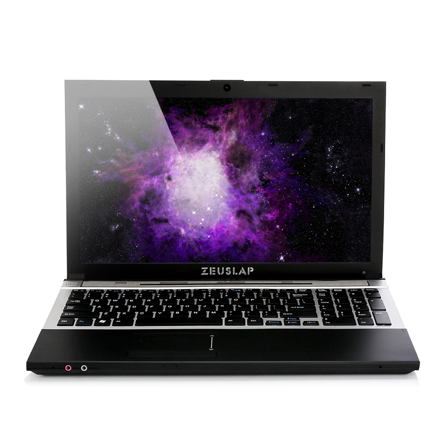 ZEUSLAP-A156 15.6inch Intel Core i7 CPU 8GB RAM+256GB SSD Built-in WIFI Bluetooth DVD-ROM Windows 7/10 Laptop Notebook Computer