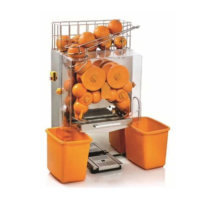 2018 New Design Full Automatic Commercial Orange Juicer Price, Small Industrial Orange Juicing For Sale