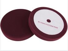 "K520 (material w-7000 als MEGUIAR'S auto pad kein logo) 8 ""hohes quanlity auto waschen weicher Buff Pad & auto schaum Polish Pad"