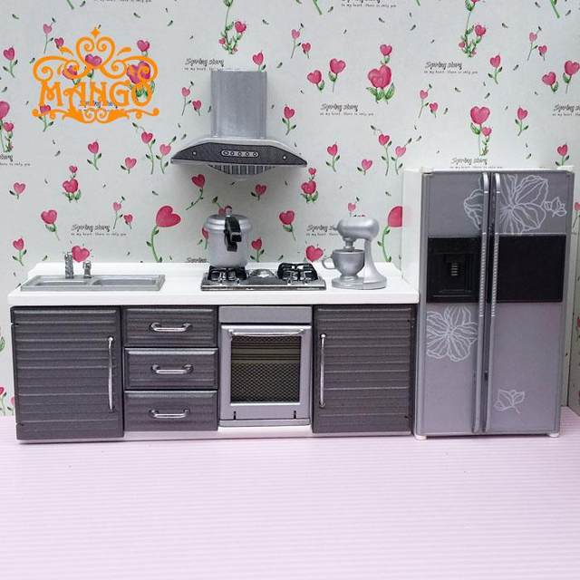 Online Shop 1:12 dollhouse miniature mobili re-mento frigorifero ...