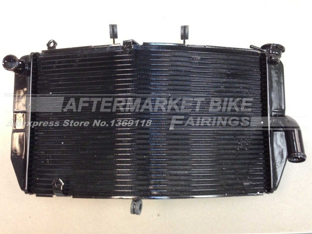 CBR600 RR 03 04 05 06 F5 Motorcycle Radiator for Honda CBR600RR 2003 2004 2005 2006 Aluminum Water Cooling Replacement for honda hornet 600 hornet600 cb600 2003 2006 2004 2005 motorcycle accessories radiator grille guard cover fuel tank protection