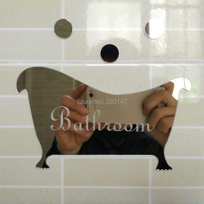 Shenjë hyrje hyrje banjo Shenjë akrilike Dyer me sipërfaqe / Dyqan - Dekor në shtëpi - Foto 4