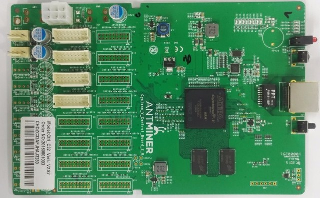 Antminer S9 Data circuit board, S9 control board,bitcoin miner Parts,S9 Dashboard antminer Repair parts ship by DHL