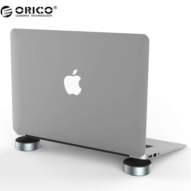 ORICO ANS2 Aluminum Creative Laptop Stand Notebook Computer Cooling Rack Radiator Suppor ...