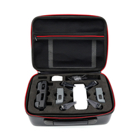 Comprar Caja de almacenamiento a prueba de agua para DJI Spark Drone bolsa y accesorios portátil de viaje bolsa dura de PU funda de transporte Drone caja