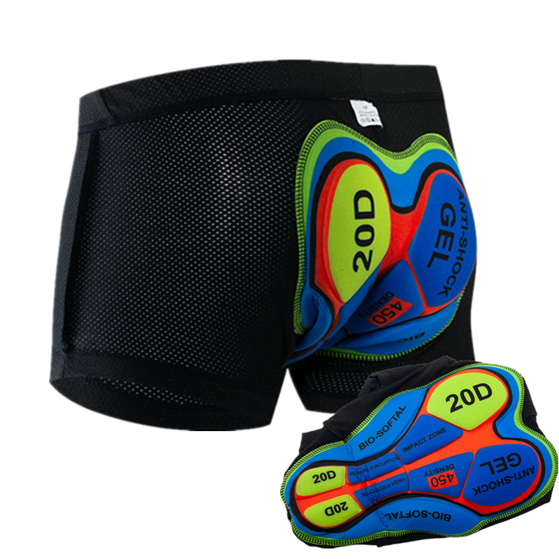 Weimostar 2020 Pro Team Cycling Underwear Men Women Shockproof 20D/16D/5D Mtb Cycling Shorts Compression Road Bike Underwear