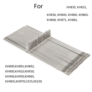 50Pcs Knitting Machine Needles