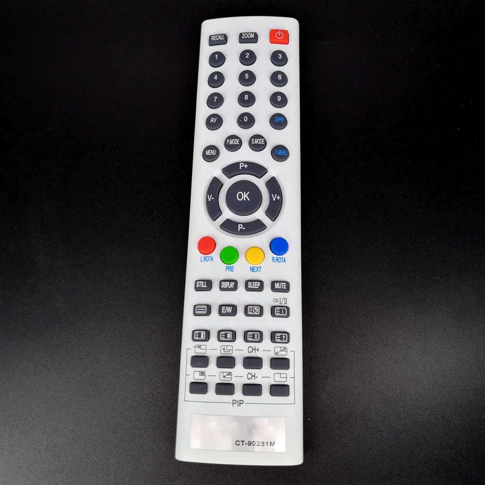 New Original CT-90281M For Toshiba TV Remote control Fernbed
