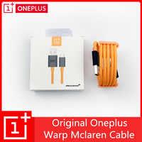 Oneplus 6 t Mclaren Kabel USB Typ C warp Dash brief Snel Opladen für 7 6 6 t 5 5 t 3 3 t USB-C Oneplus 6 T schnur